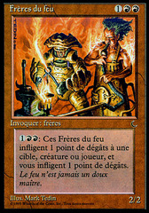 Brothers of Fire (Frères du feu)