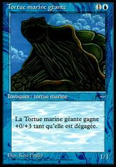 Giant Tortoise (Tortue marine géante)