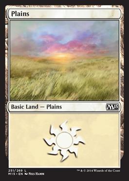 Plains (251) - Foil