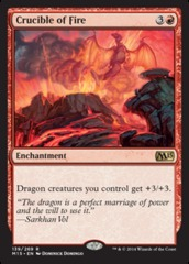 Crucible of Fire - Foil