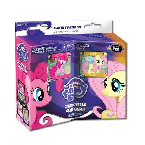 My Little Pony 2 Theme Deck Starter Pinkie Pie & Fluttershy