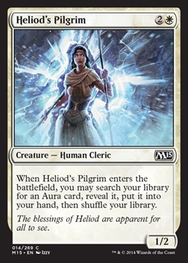 Heliod's Pilgrim - Foil