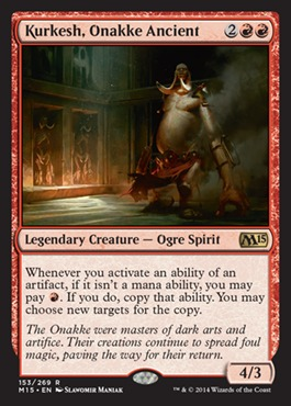Kurkesh, Onakke Ancient