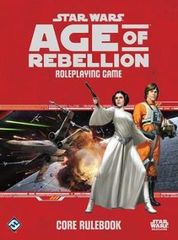 Star Wars Age of Rebellion (Core Rulebook)