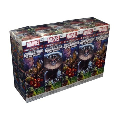 Guardians of the Galaxy Booster Brick