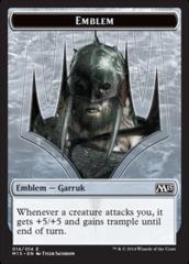 Emblem - Garruk (Magic 2015)