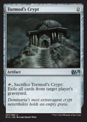 Tormod's Crypt on Channel Fireball