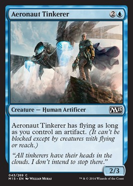 Aeronaut Tinkerer - Foil