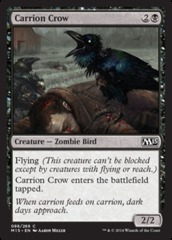 Carrion Crow - Foil