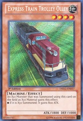 Express Train Trolley Olley - DRLG-EN037 - Secret Rare - Unlimited Edition on Channel Fireball