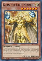 Kuraz the Light Monarch - YS14-ENA03 - Common - 1st Edition