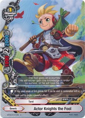 Actor Knights the Fool - BT02/0101 - C