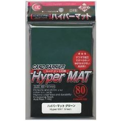 KMC Hyper Mat Green 80 count
