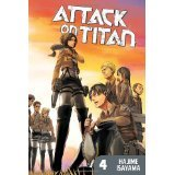 Attack on Titan 4 by Hajime Isayama