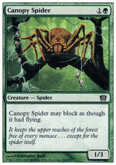 Canopy Spider
