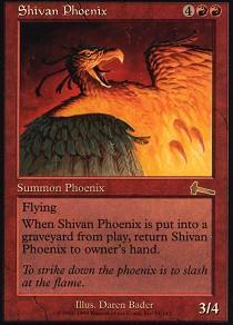 Shivan Phoenix