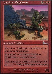 Viashino Cutthroat
