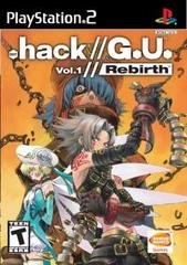 .hack // G.U. Vol.1 // Rebirth (Playstation 2)
