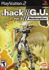.hack // G.U. Vol.3 // Redemption (Playstation 2)