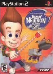 Jimmy Neutron Boy Genius - Jet Fusion (Playstation 2)