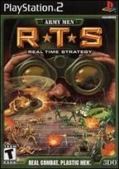 Army Men - Real Time Strategy (Playstation 2)