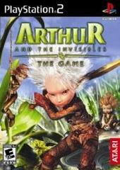Arthur and the Invisibles - The Game (Playstation 2)