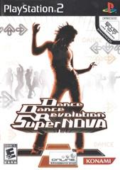 Dance Dance Revolution - Super NOVA (Playstation 2)