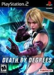 Death By Degrees (Playstation 2)