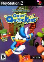 Donald Duck - Goin' Qu@ckers (Playstation 2)