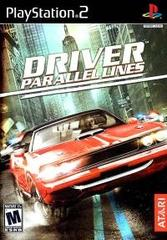 Driver - Parallel Lines (Playstation 2)
