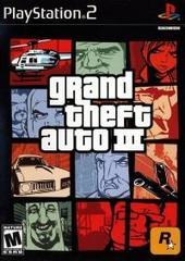 Grand Theft Auto III (Playstation 2)