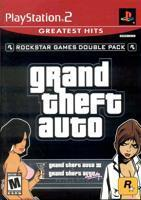 Grand Theft Auto III + Vice City (Playstation 2) - GH