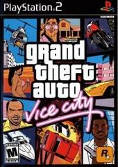 Grand Theft Auto - Vice City (Playstation 2)
