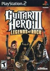 Guitar Hero III - Legends of Rock (Playstation 2)