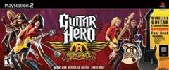 Guitar Hero: Aerosmith w/ Guitar Controller