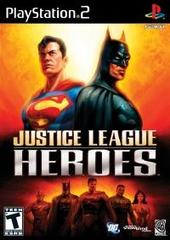 Justice League - Heroes  (Playstation 2)