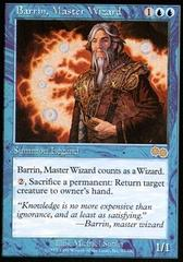 Barrin, Master Wizard - Reserved List