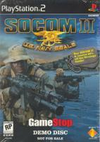 SOCOM II: U.S. NAVY SEALs Demo