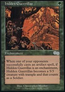 Hidden Guerrillas