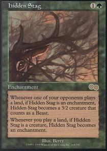 Hidden Stag