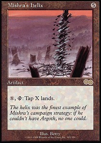 Mishras Helix