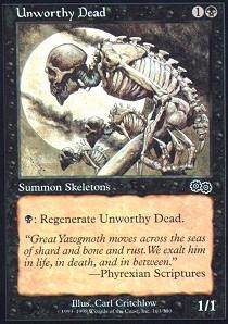 Unworthy Dead