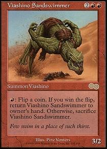 Viashino Sandswimmer