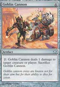 Goblin Cannon