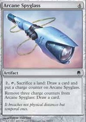 Arcane Spyglass on Channel Fireball