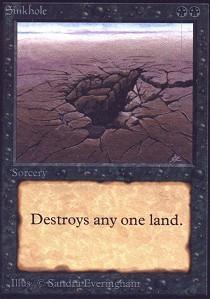 Sinkhole (Alpha)