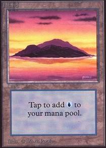 Island (Purple)