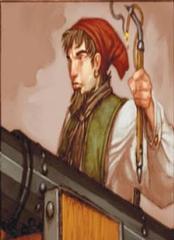 #127 Cannoneer (America)