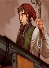 #116 Stinkpot Specialist (Pirate)