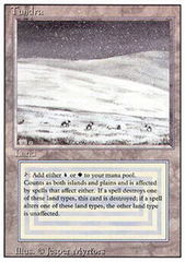 Tundra - Reserved List